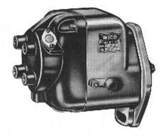 Wisconsin Motors Canada - Magneto's